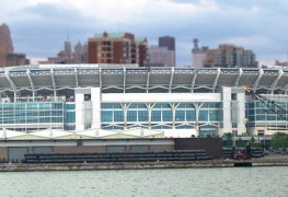 Buffalo Waterfront Stadium
