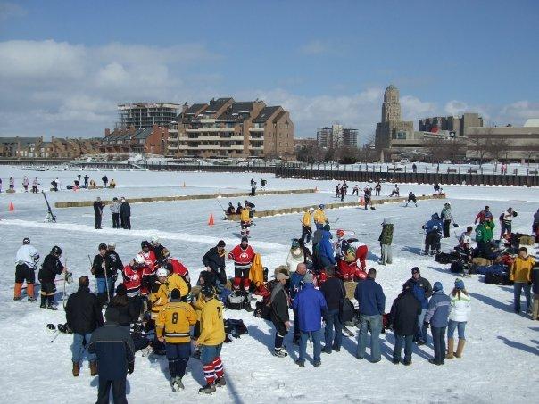 pond hockey 2