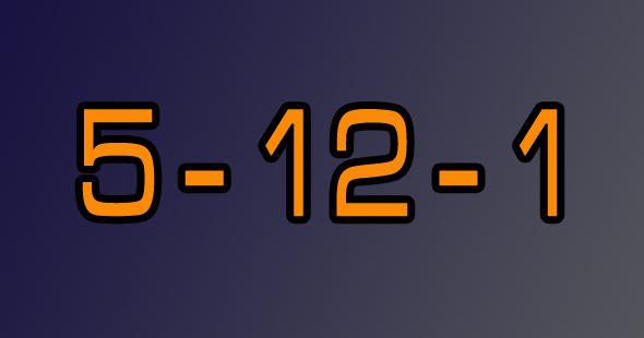 5-12-1