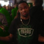 What's It Like To Be A Black Man On St. Patty's Day Weekend?