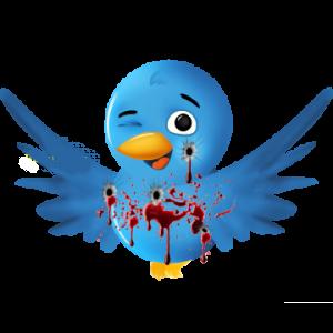 bloody twitter