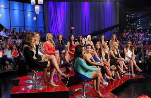 bachelor - The Women Tell All While America Cheers