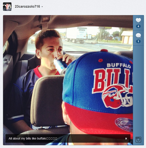 Buffalo Bills Tailgate