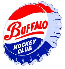 buffalo bisons bottle cap logo