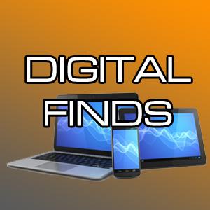 digital finds