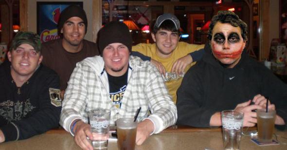 joker at applebees