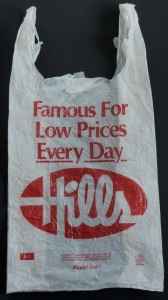 This Hills bag was recently on eBay for $9.34. It did not sell.