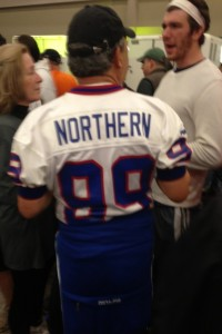 This is not a picture of the actual Gabe Northern.
