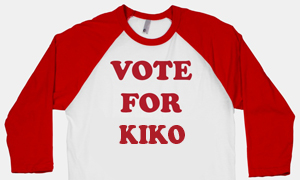 voteforkiko