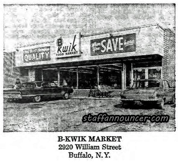 B-kwik William St, Buffalo