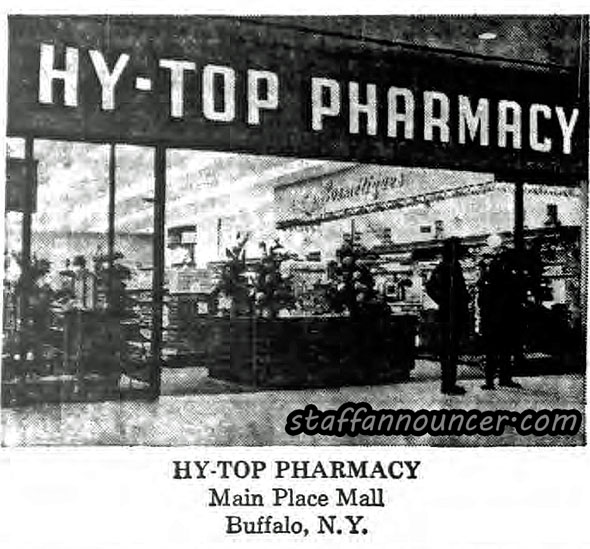 Hy-Top Pharmacy, Main Place Mall