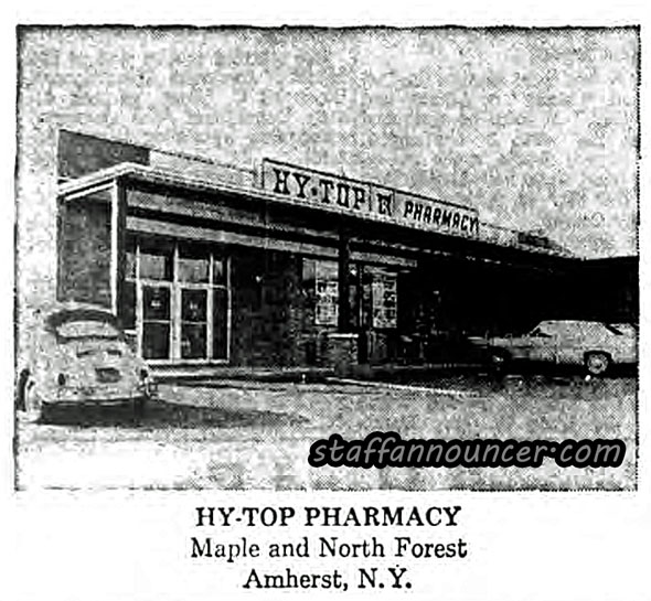 Hy-Top Pharmacy, Maple at North Forest