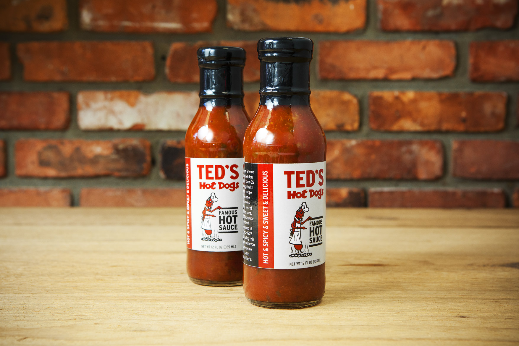 Ted's Hot Sauce- Retail