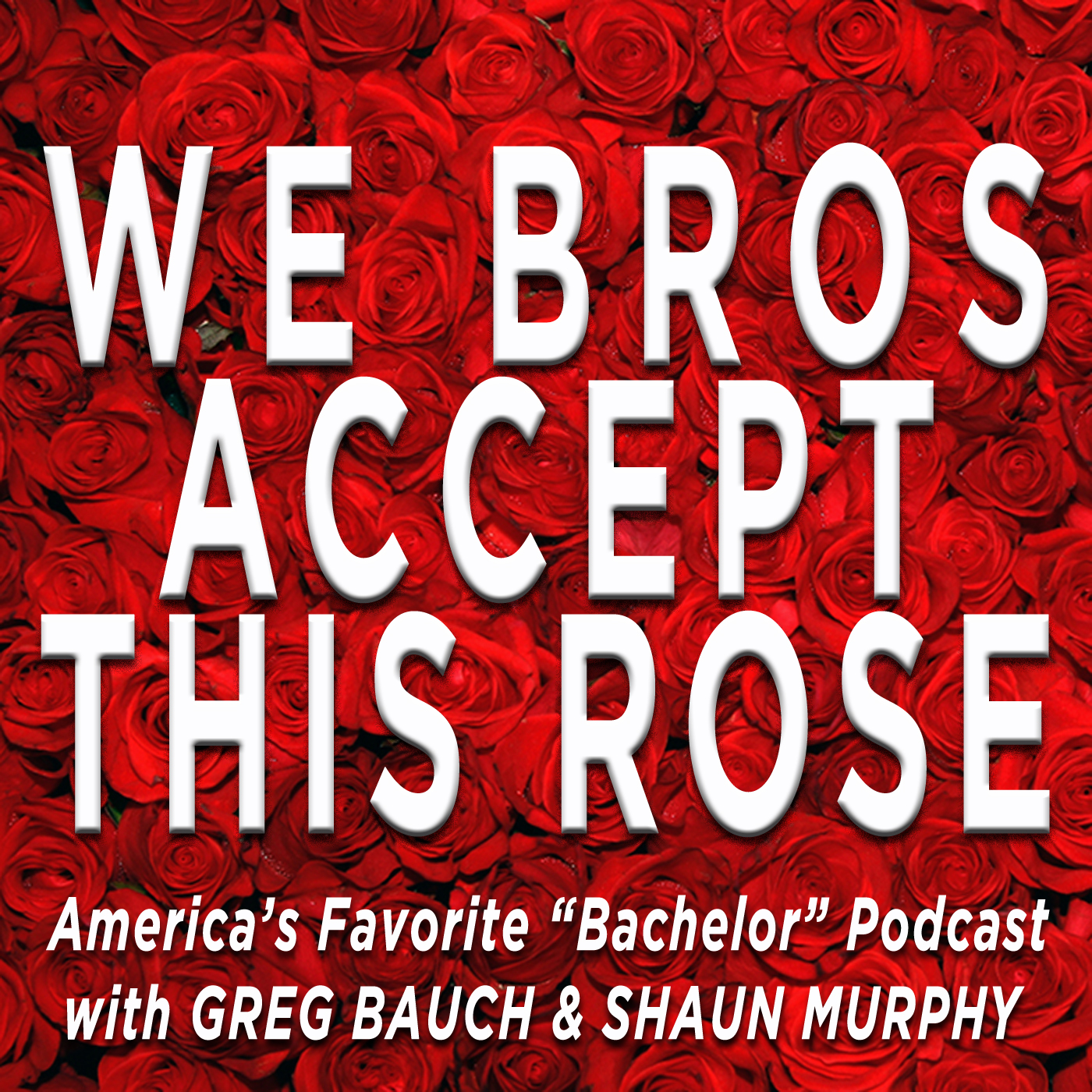 We Bros Accept This Rose (The Bachelor)